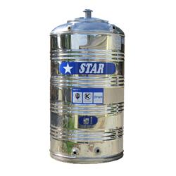 STAR Stainless Steel Water Tank